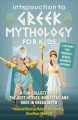 Cover for Introduction to Greek mythology for kids: a fun collection of the best hero...