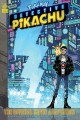 Cover for Poǩmon Detective Pikachu Movie Graphic Novel
