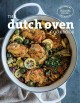 Cover for The dutch oven cookbook