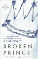 Cover for Broken prince