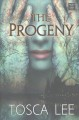 Cover for The progeny [Large Print]