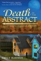 Cover for Death in the Abstract: A Katherine Sullivan Mystery