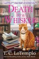 Cover for Death by a whisker: a cat rescue mystery