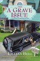 Cover for A grave issue: a funeral parlor mystery