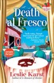 Cover for Death al fresco
