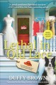 Cover for Lethal in old lace