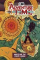 Cover for Adventure Time: Marceline the Pirate Queen