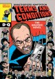 Cover for Terms and conditions: the graphic novel