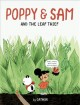 Cover for Poppy & Sam and the leaf thief