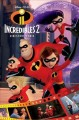 Cover for Disney/Pixar the Incredibles 2 Cinestory Comic