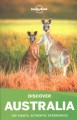 Cover for Lonely Planet Discover Australia