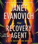 Cover for The Recovery Agent