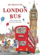 Cover for All aboard the London bus