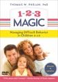 Cover for 1-2-3 magic: managing difficult behavior in children 2-12