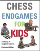 Cover for Chess endgames for kids