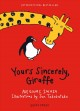 Cover for Yours sincerely, Giraffe