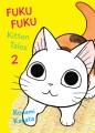 Cover for FukuFuku: kitten tales. 2