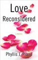Cover for Love Reconsidered