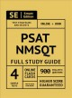 Cover for Psat/Nmsqt Full Study Guide: Complete Subject Review With Online Video Less...