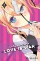 Cover for Kaguya-sama: love is war. 3