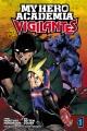 Cover for My Hero Academia Vigilantes 1