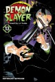 Cover for Demon slayer = kimetsu no yaiba. 13, Transitions