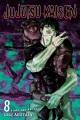 Cover for Jujutsu kaisen. 8, Hidden inventory