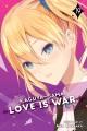 Cover for Kaguya-sama: love is war. 19