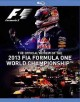 Cover for The official review of the 2013 FIA Formula One World Championship