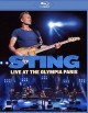 Cover for Sting live at the Olympia Paris