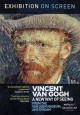 Cover for Vincent van Gogh: a new way of seeing