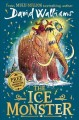 Cover for The ice monster