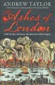Cover for The ashes of London