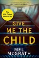 Cover for Give me the child