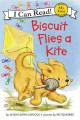 Cover for Biscuit Flies a Kite