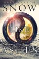 Cover for Snow like ashes