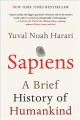 Cover for Sapiens: a brief history of humankind