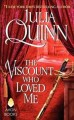 Cover for The viscount who loved me