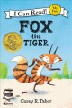 Cover for Fox the tiger