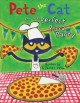 Cover for Pete the cat and the perfect pizza party