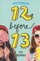 Cover for 12 before 13