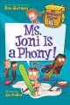 Cover for Ms. Joni Is a Phony!