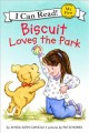 Cover for Biscuit loves the park