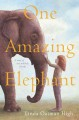 Cover for One amazing elephant: a story of two unlikely friends