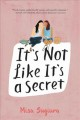 Cover for It's not like it's a secret