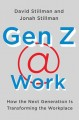 Cover for Gen Z @ work: how the next generation is transforming the workplace