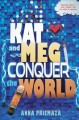 Cover for Kat and Meg conquer the world