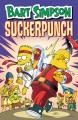 Cover for Bart Simpson. Suckerpunch
