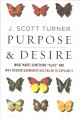 """Cover for Purpose & desire: what makes something """"alive"""" and why modern Darwinism has..."""