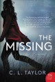 Cover for The missing